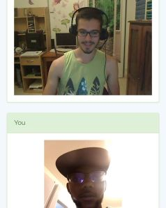 anon video chat screenshot