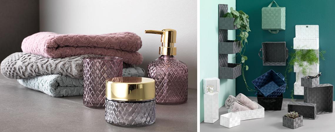 Small bathroom décor: Smart & functional decorating ideas ... on Main Bathroom Ideas  id=52874