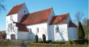 Valsølille Kirke, Jystrup