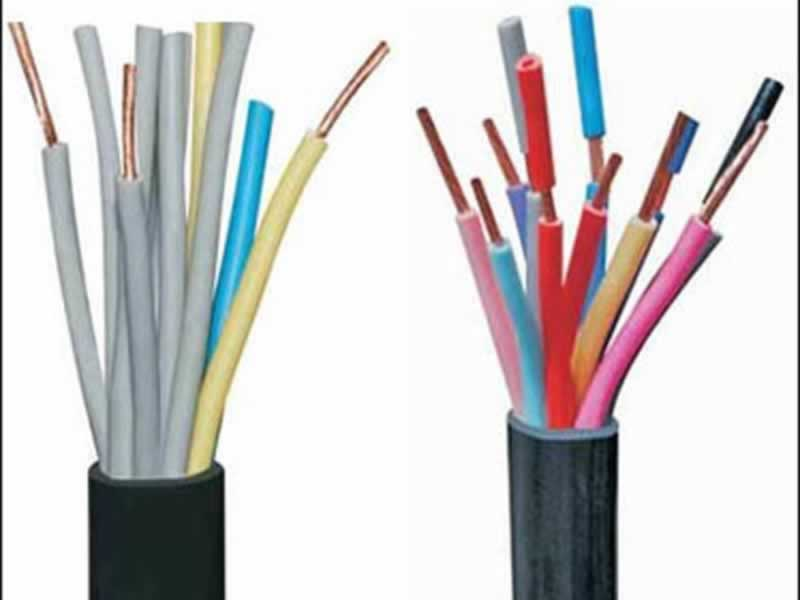 PVC Insulated Copper Wire,Multicore Industrial Electric