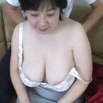 豊満な巨乳おばはんのセックス【無修正】
