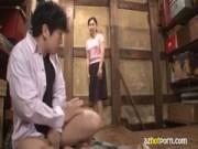 不倫セックスで何度も絶頂する五十路美熟女妻のjukujyo動画