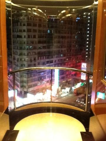 Jyunbugspeaks in Hong Kong: I've arrived in style at The Eaton Hotel HK (1/6)