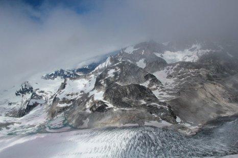 The Vowell Glacier.