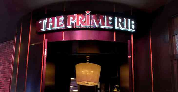 The Prime Rib located inside the Live! Casino