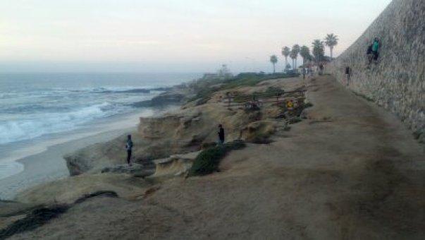 La Jolla Coast walk forever
