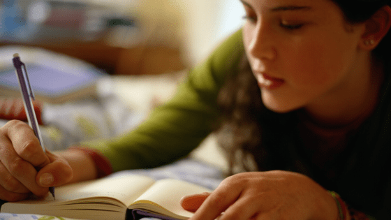 Journaling: Creating the Feel of School Virtually