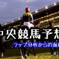 【府中牝馬S2018】コース、ラップ、血統分析から導いた注目馬【中央競馬予想】