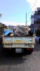 石処分運搬2