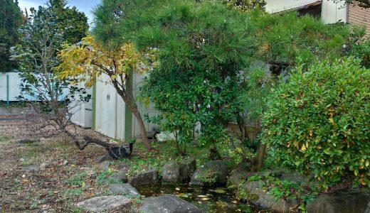 ひたちなか市 池解体・石処分