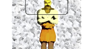 Statue de Nebucadnestar : la tête