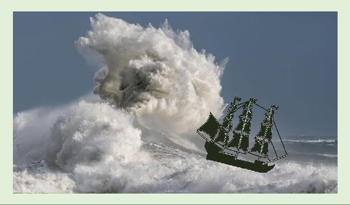 Surmonter une tempête