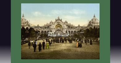 Le Palais d'électricité et château de l'exposition 1900