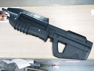 HALOの銃「MA5Bアサルトライフル...