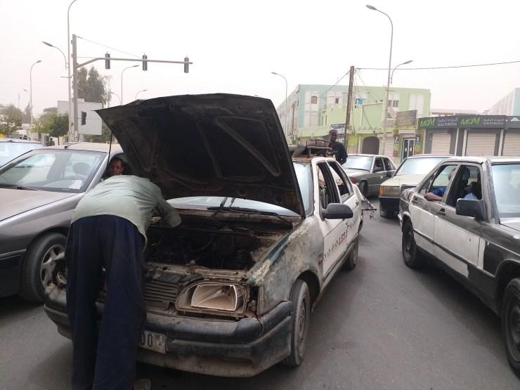 K in Motion Travel Blog, Nouakchott, Mauritania