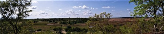 K In Motion Travel Blog. Panoramic View From The Hill Near Soma, Gambia