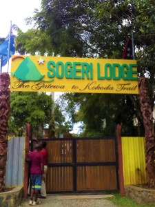 K in Motion Travel Blog. Petty Theft and Pragmatism in Papua New Guinea. Sogeri Lodge