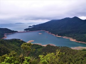 K in Motion Travel Blog. Hong Kong on a Budget. Highland Island Reservoir