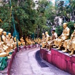 K in Motion Travel Blog. Hong Kong on a Budget. Buddha Statues, 10,000 Buddhas Monastery