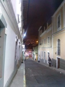 K in Motion Travel Blog. Ecuador - Journey to the Middle of the World. Old Town, Quito, Ecuador
