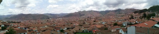 K in Motion Travel Blog. Adventures In Southern Peru. Andean Mountain Town of Cusco, Cuzco Peru