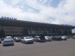 K in Motion Travel Blog. Things to Know About Kazakhstan. Sayran Bus Station in Almaty