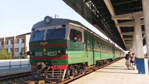 K in Motion Travel Blog. Things to Know About Uzbekistan. Intercity Train
