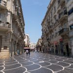 K in Motion Travel Blog. 9 Fun Things to do in Baku. City Centre