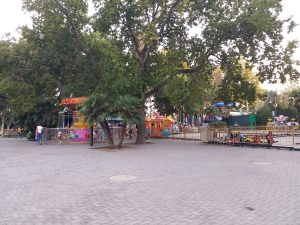 K in Motion Travel Blog. 9 Fun Things to do in Baku. Denizkenari  Milli Park/Baku Boulevard. Carnival Area