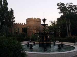 K in Motion Travel Blog. 9 Fun Things to do in Baku. Fountain