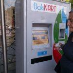 K in Motion Travel Blog. 9 Fun Things to do in Baku. BakiKart Machine