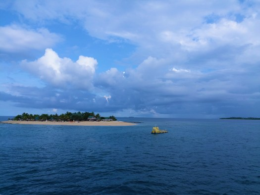 K in Motion Travel Blog. Friendliness and Festivities in Fiji. One of the Mamanuca Islands