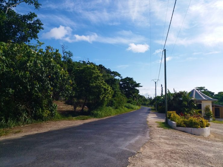 K in Motion Travel Blog. Discover the Real Vanuatu. Local Street