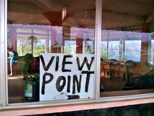 K in Motion Travel Blog. Amusingly Funny Signs Around the World. Sri Lanka View Point Sign