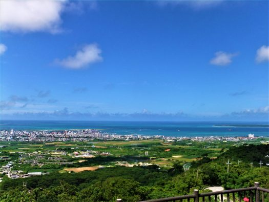 K in Motion Travel Blog. A Scenic Cruise to Okinawa.