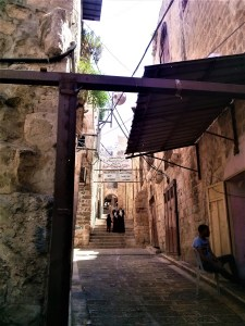 K in Motion Travel Blog. What Is It Really Like in Palestine. Nablus Old Town