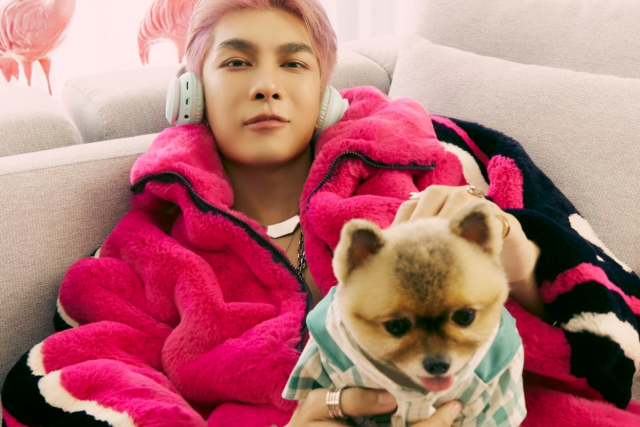 mew suppasit y su mascota chopper