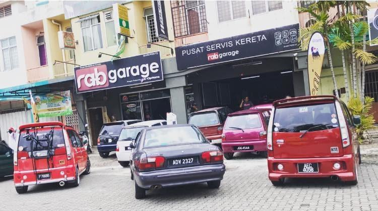 Rab Garage 1