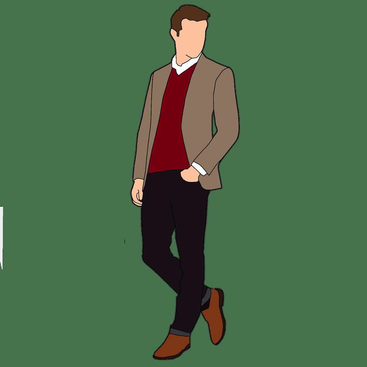 独立後の服装
