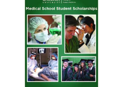 College of Human Medicine 2013 Scholarship Brochure