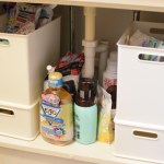 洗面台下の改善! やっぱり引き出し収納がいい♪