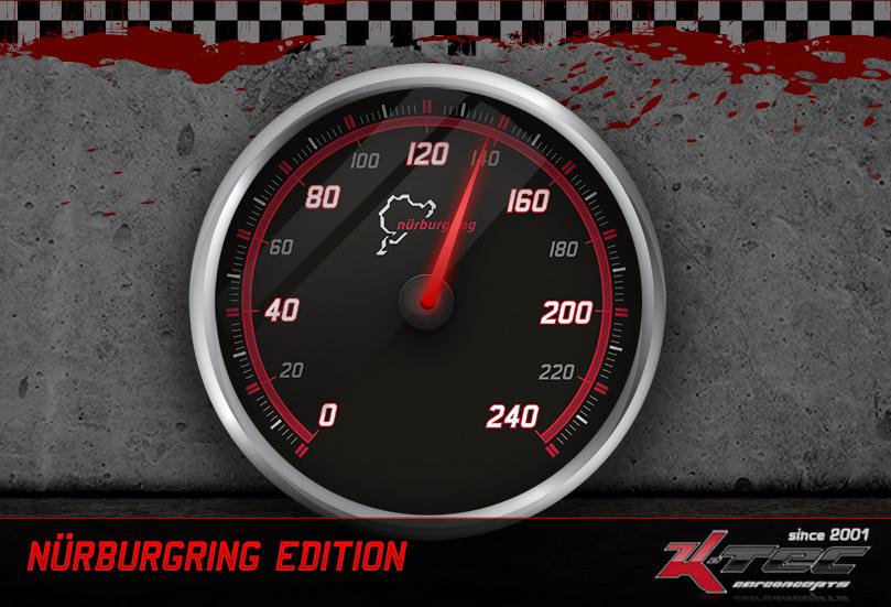 TachoDesign Nürburgring Edition