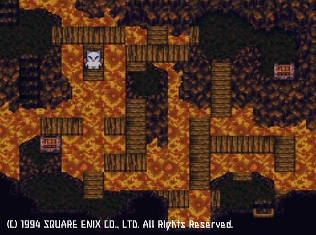封魔壁の洞窟