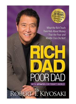 Shop Rich Dad Poor Dad: 20th Anniversary Edition LanreNews