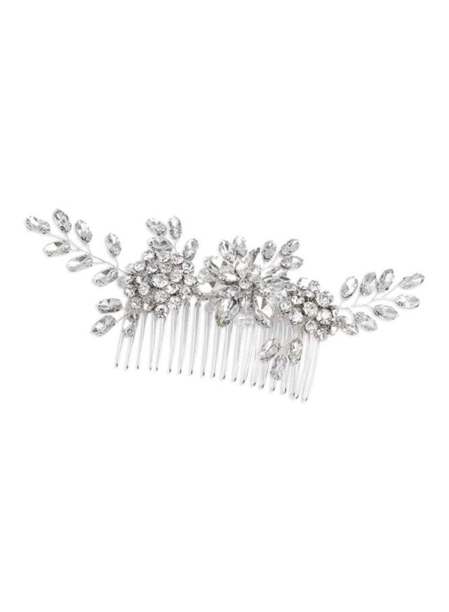 shop trixy pearl wedding hair accessories silver online in