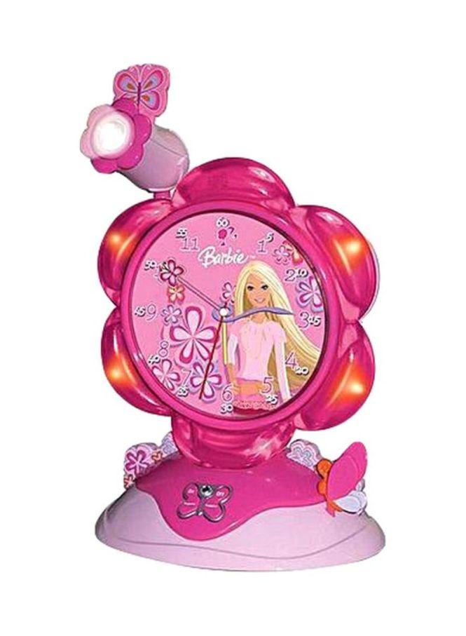Generic Barbie Themed Alarm Clock