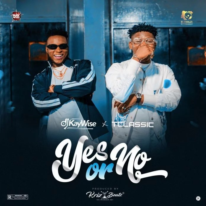 INSTRUMENTAL + HOOK: Dj Kaywise Ft. T Classic - Yes Or No (Remake By Teejah James)