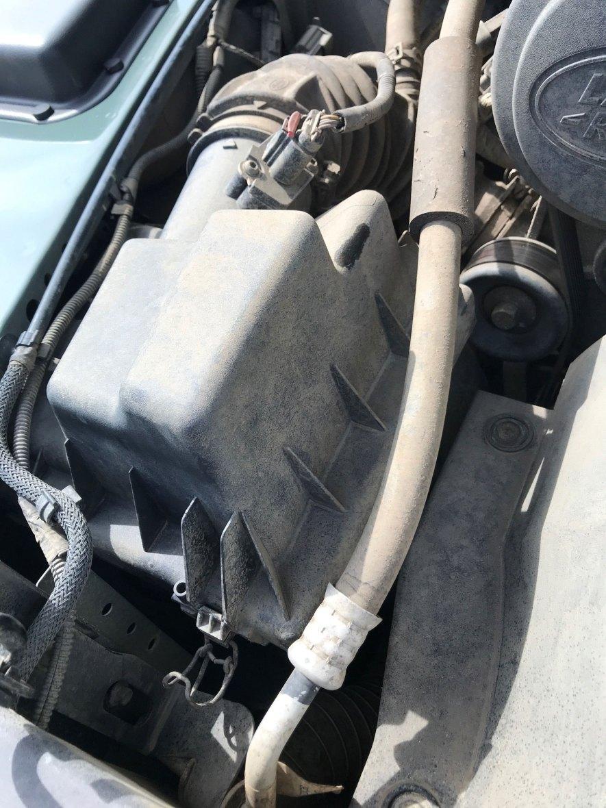 Land Rover Defender Luftfilter
