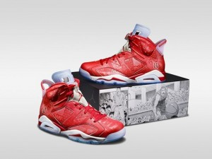AIR JORDAN 6 RETRO   SLAMDUNK