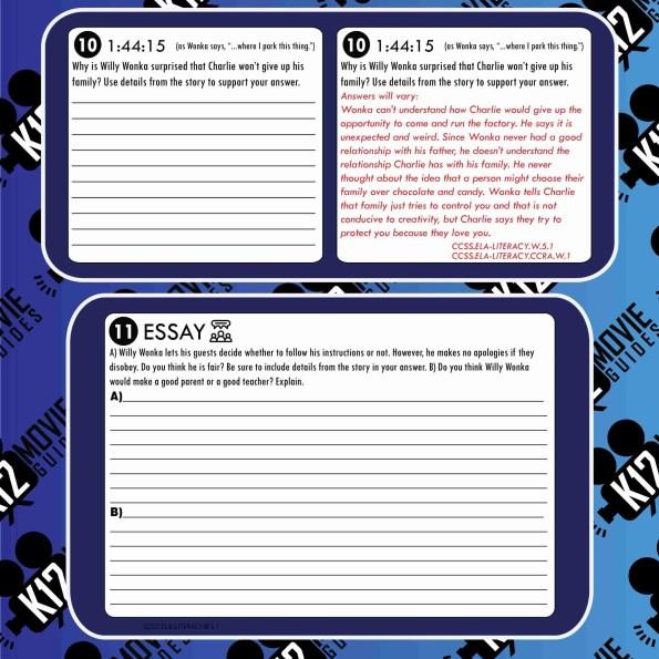 Big Hero 6 Movie Guide | Questions | Worksheet (PG - 2014) Sample